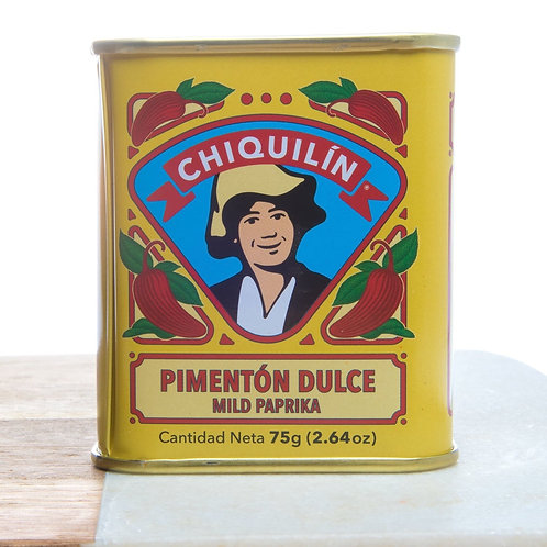 Mild Spanish Paprika by Chiquilin