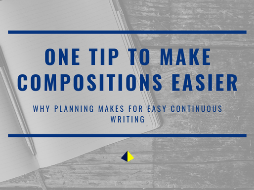 One Tip To Make Compositions Easier [PSLE Continuous Writing]