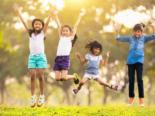 Habits of a happy primary school student