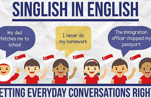 Singlish in English: Getting everyday conversations right!