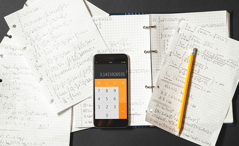mathematical-equations-are-written-noteb