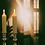 Thumbnail: Beeswax Column Candles, A Pair