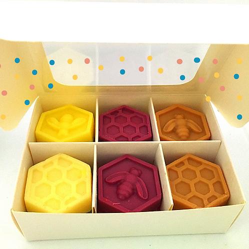Luxury Wax Melts, 12 Serving Giftbox