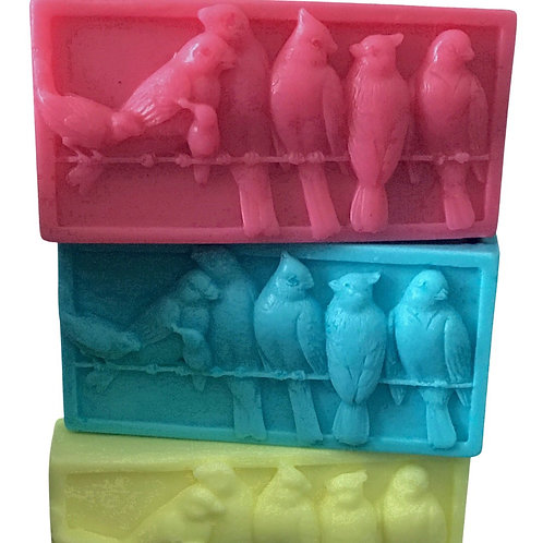 Birds on a Wire Soap