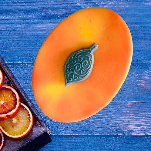 Blood & Sweet Orange Soap