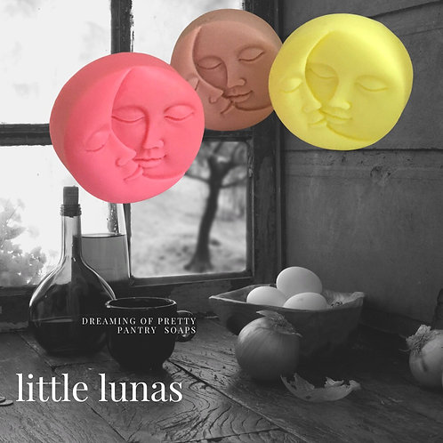 Little Lunas Pantry Soap - A Trio