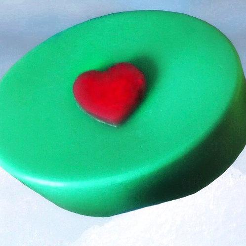 Kissing Robert Frost Soap