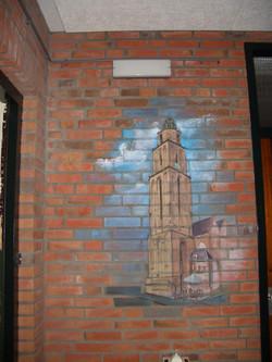 kunstwerk in oosterpoort