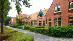 Blauwe dorp Oosterpark