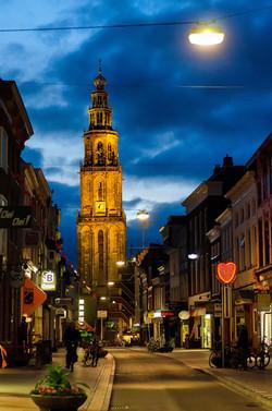Martinitoren Oosterstraat