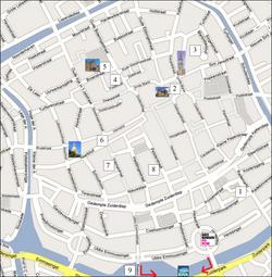 Voorbeeld kaart