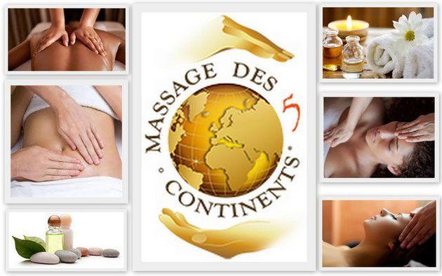 Massage des 5 Continents®