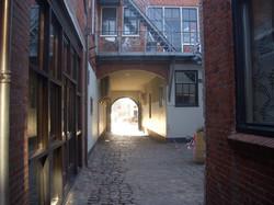 oude fabriekspoort