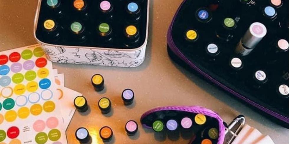 Les huiles essentielles à avoir dans ses placards