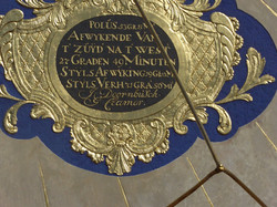 Detail in Prinsentuin