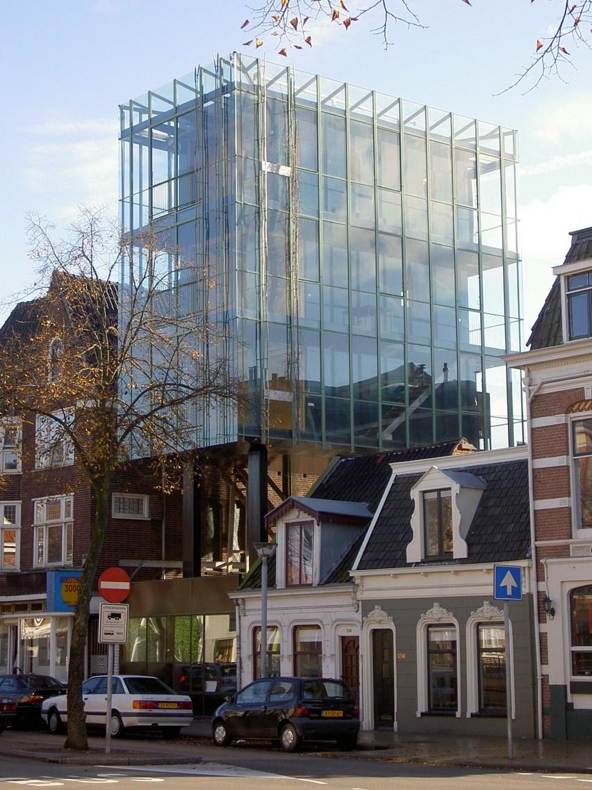 glazen torenwoning Wouter Hoogland (Kopie)