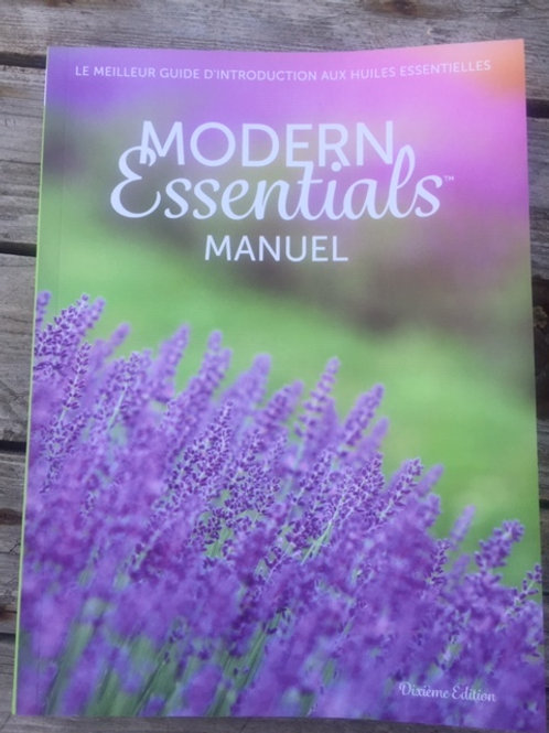 Livre Modern Essentials