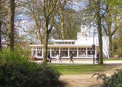 paviljoen van S. J. Bouma Noorderpla