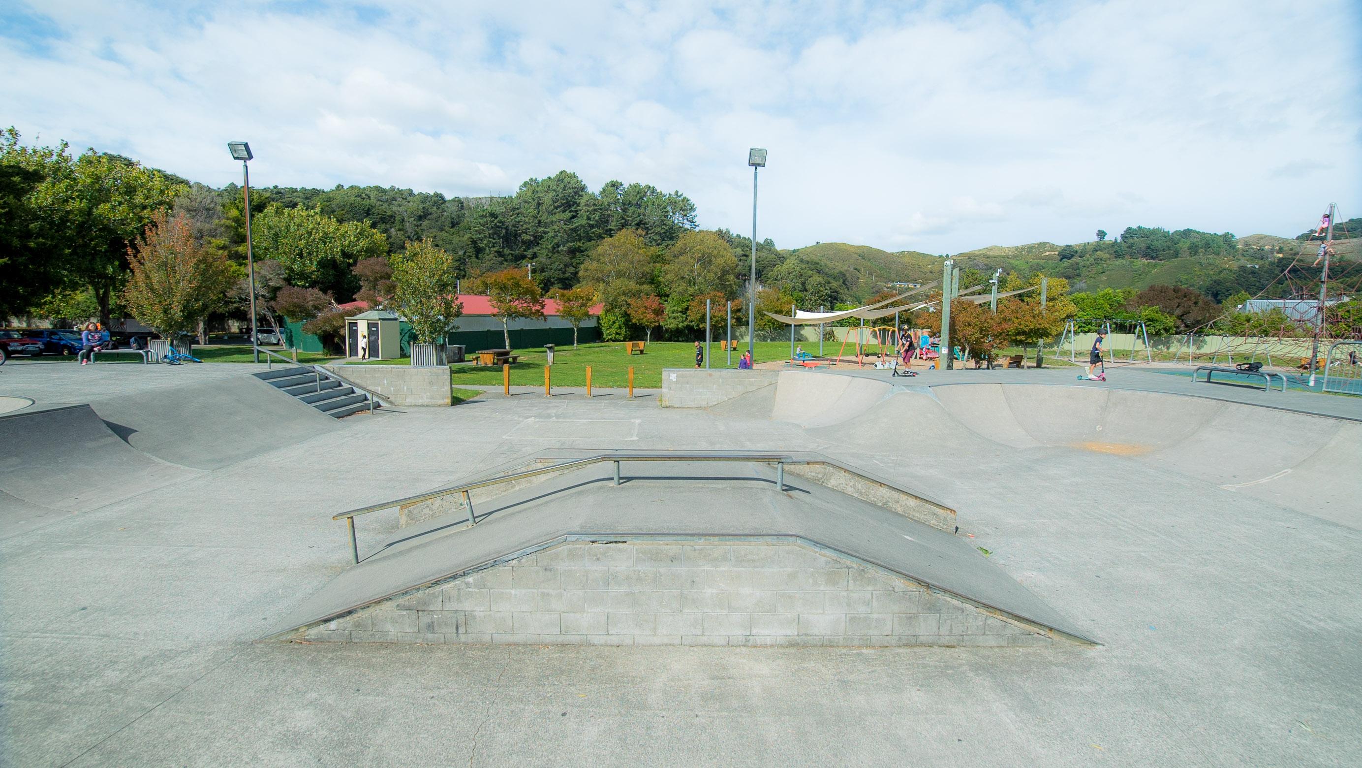 Upper Hutt Skatepark