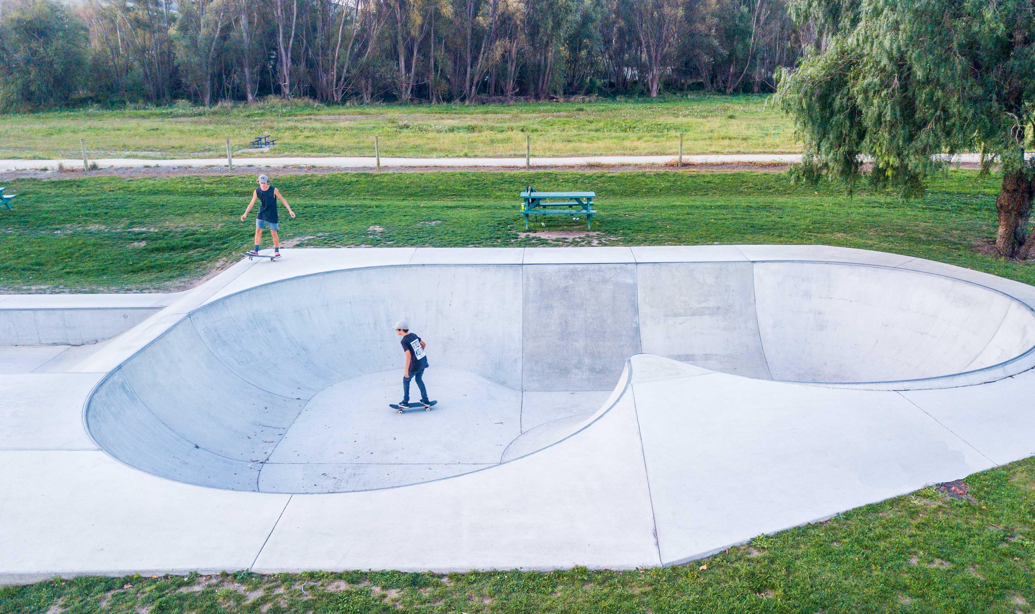 Waipukurau Skatepark