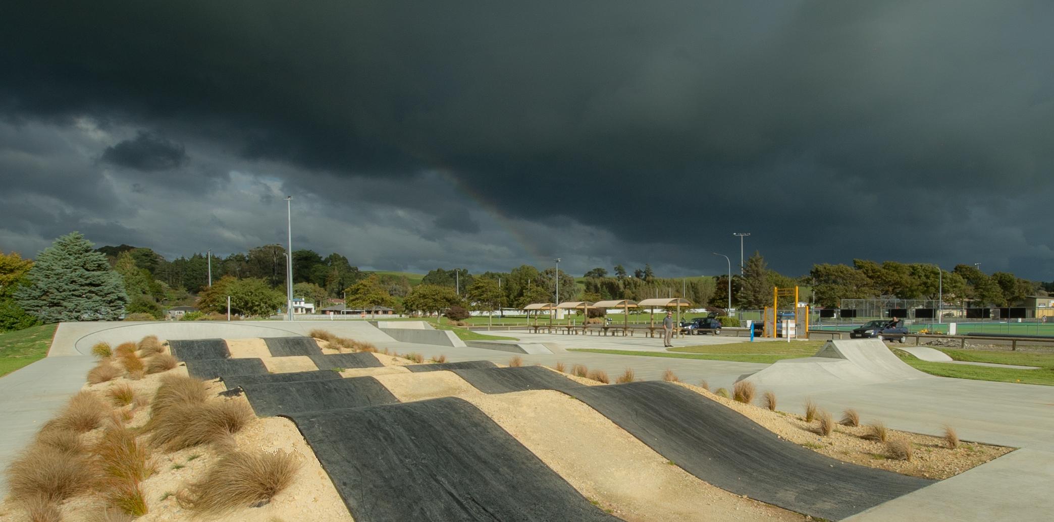 Pahiatua Skatepark
