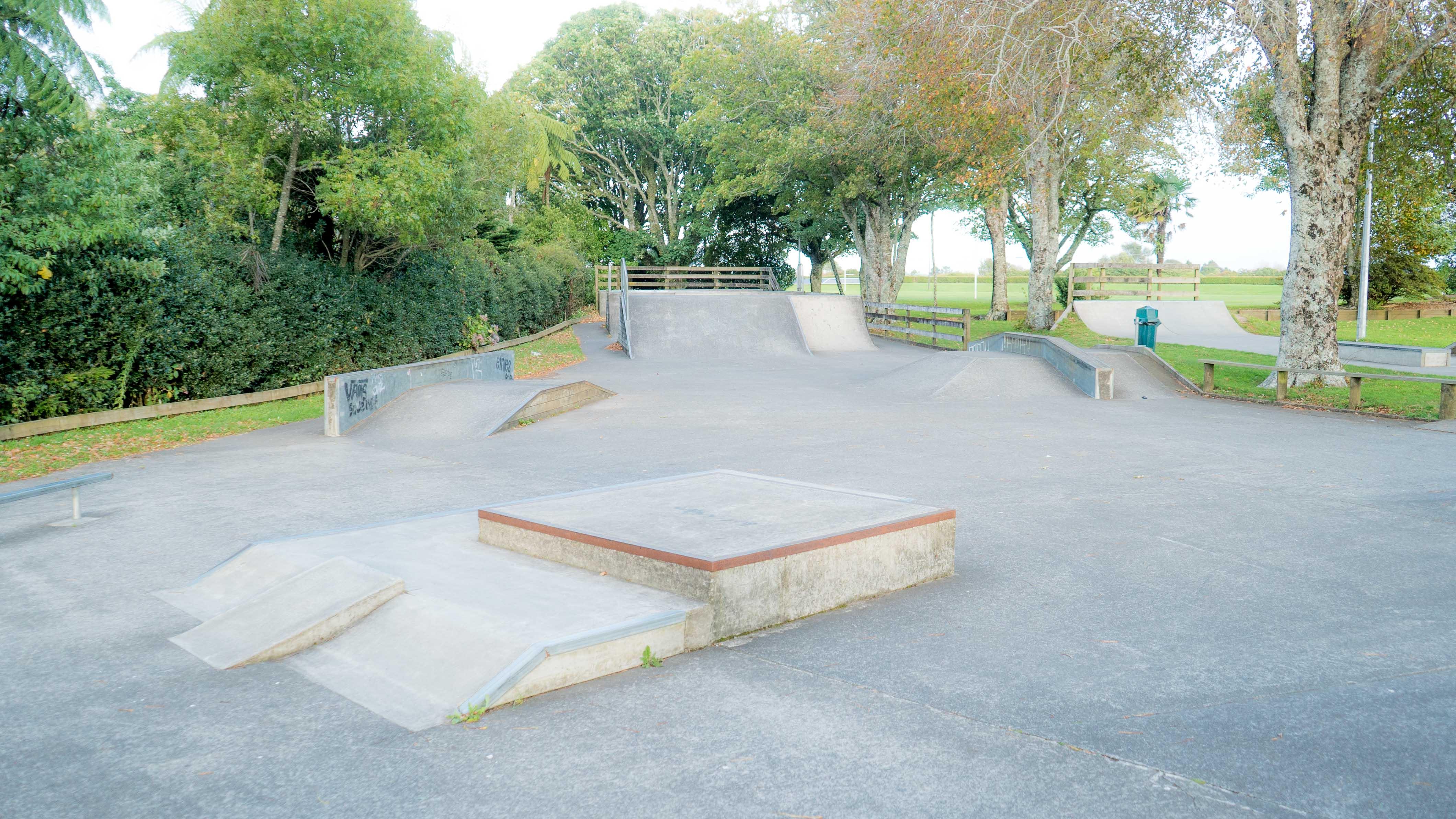 Stratford Skatepark