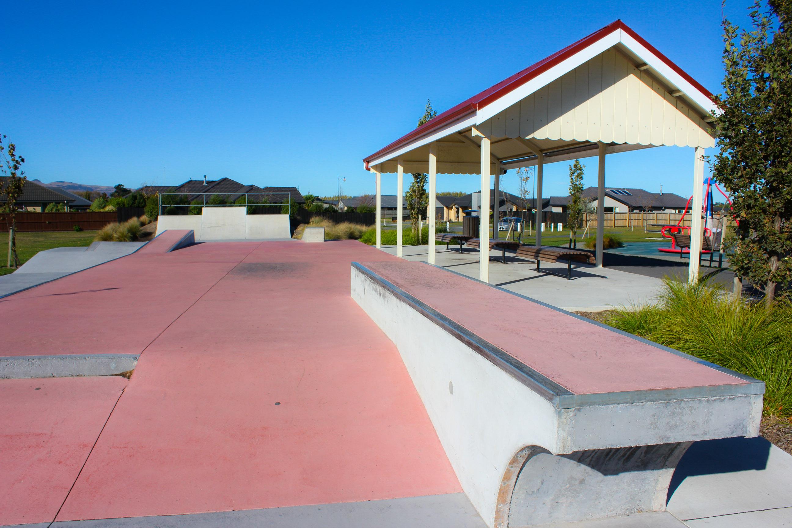 Prebbleton Skatepark