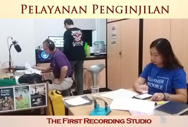 Penginjilan via Audio