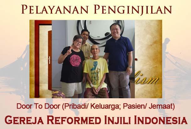 Penginjilan Door to Door
