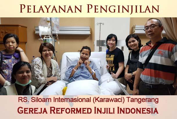 Penginjilan Rumah Sakit