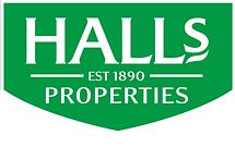 Halls Properties Logo