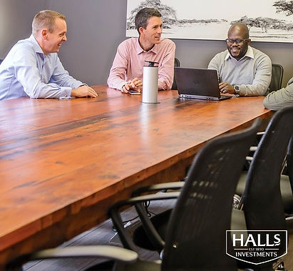 HALLS INVESTMENTS
