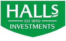 halls investments logo