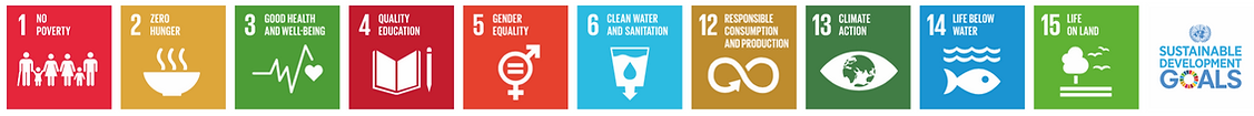 halls selection of united nations sustainable development goals