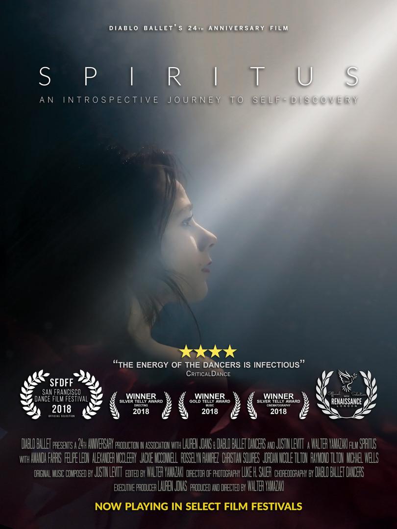 Spiritus Poster