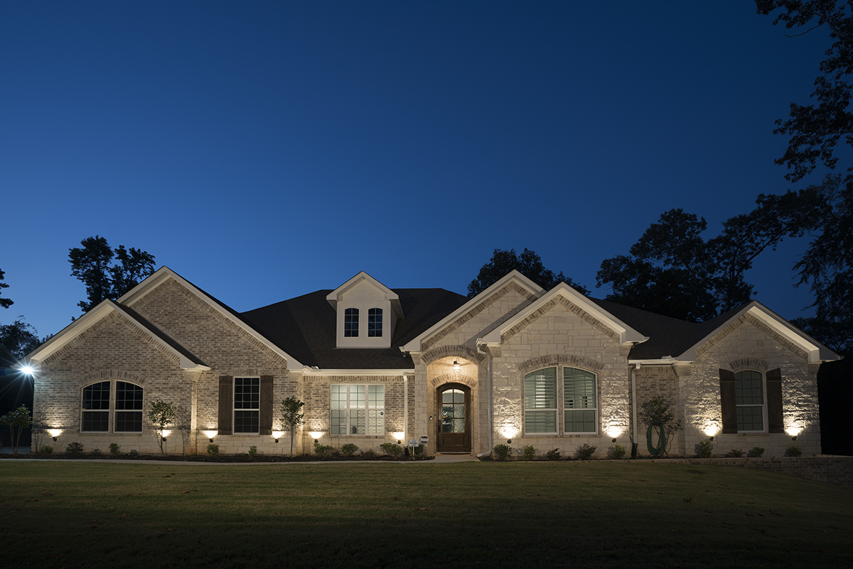 Custom Home in Whitehouse