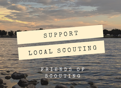 Support Local Scouting