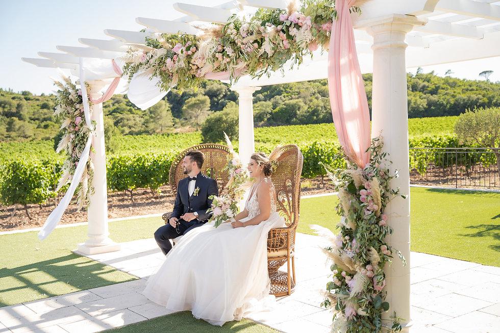 French Riviera Weddings - officiante de cérémonie côte d'azur