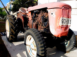 Tractor Repair and Refurbishment