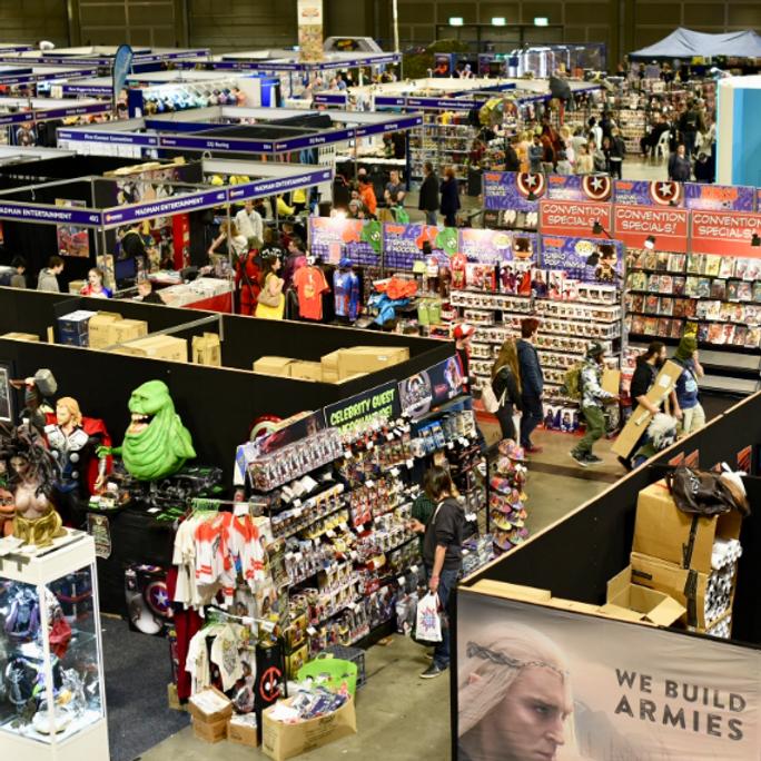 Supanova Comic Con and Gaming Expo