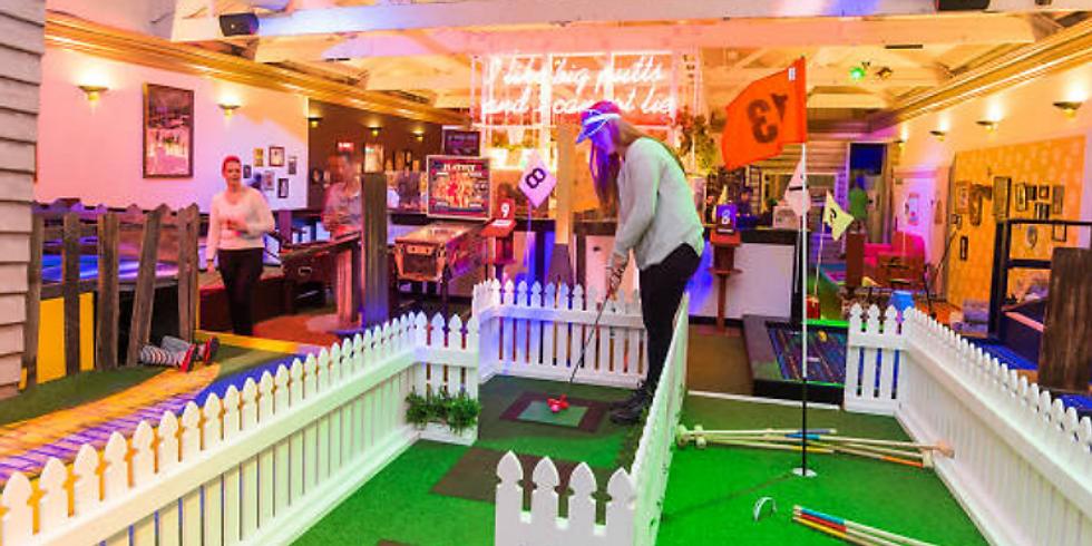 Holey Moley Mini Golf