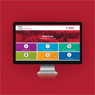 MSXI Analytics Portal