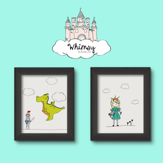 Whimsy Brand Creation