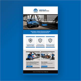 Mopar Vehicle Protection Program Email