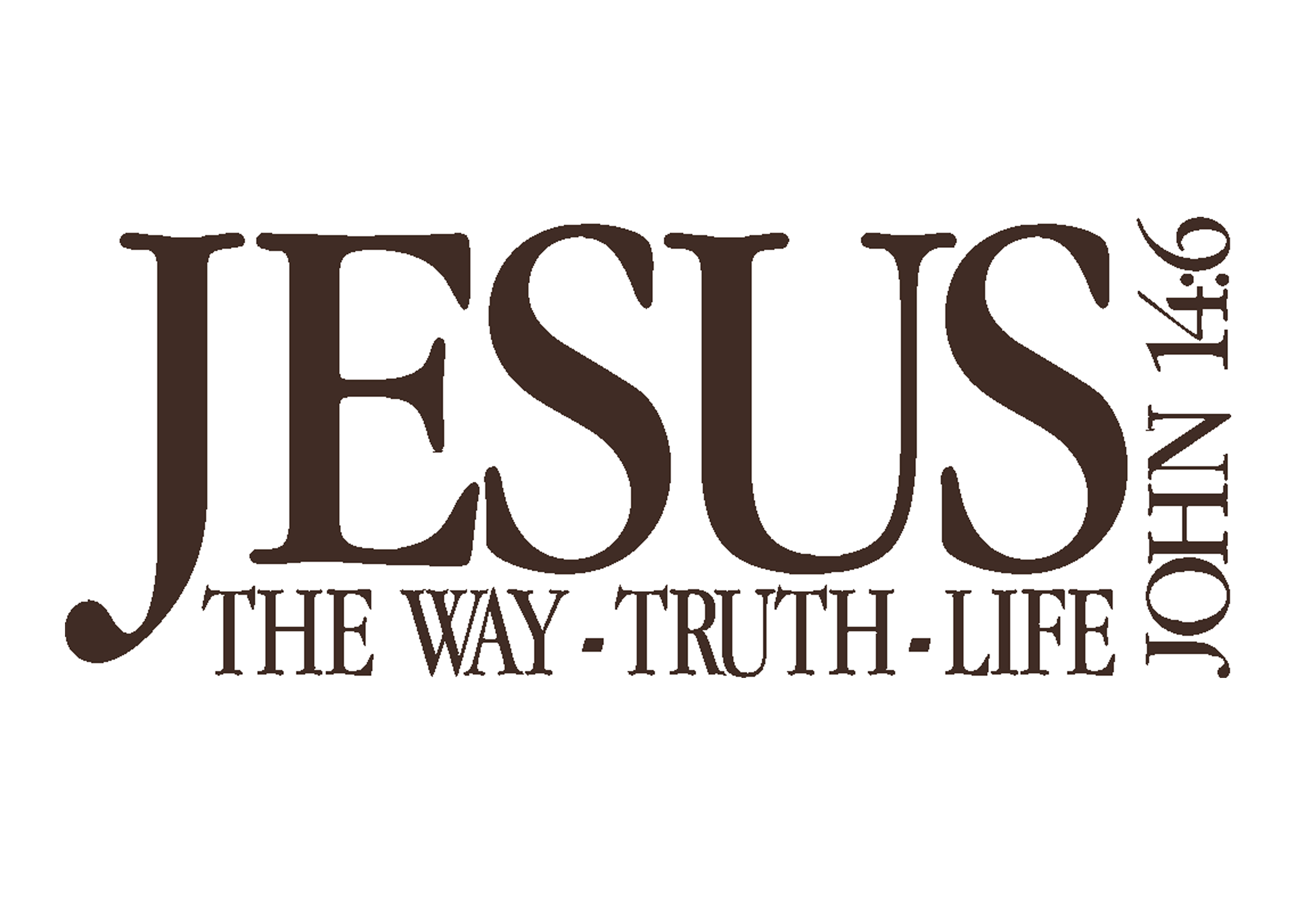 i am the way and the truth and the life theological study essay Revealing himself as the incarnate son of god, jesus continues the self-revelation of god in his corollary statements: i am the way, the truth, and the life (john 14:6) i am the resurrection and the life (john 11:25.
