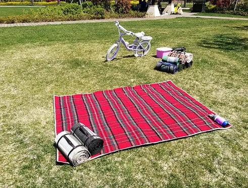 Wool waterproof Camping Blanket
