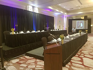 Hotel Audio Visual Services | Conference Center AV Services