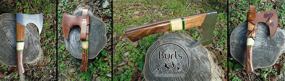 hand axe | burls brand axe | hatchet | Survival Axe