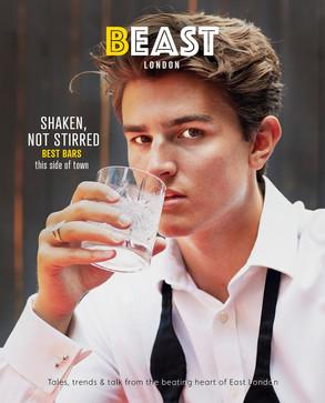 Beast Magazine Cover