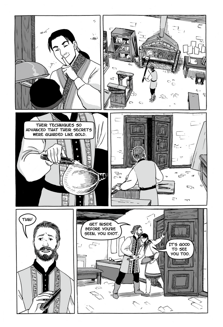 Reflections Page 3